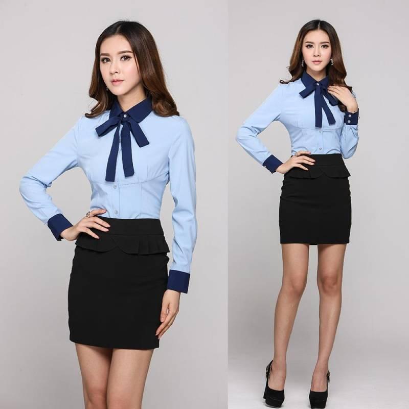Áo đồng phục thiết kế chuyên nghiệp, thời trang và sang trọng xây dựng văn hóa công ty