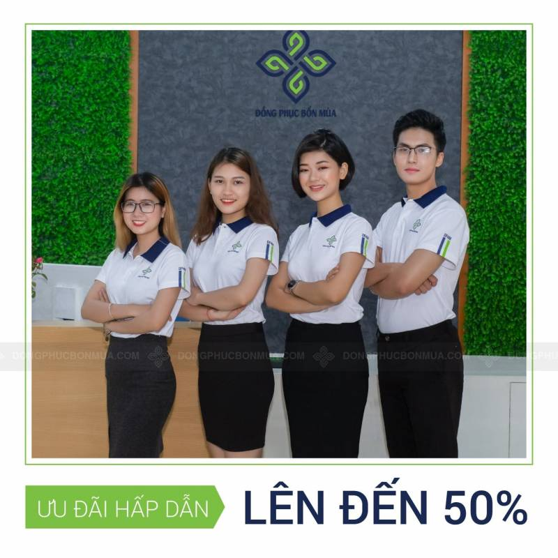 Đồng phục Bốn Mùa tập trung phát triển các sản phẩm theo chất lượng tốt nhất cho khách hàng