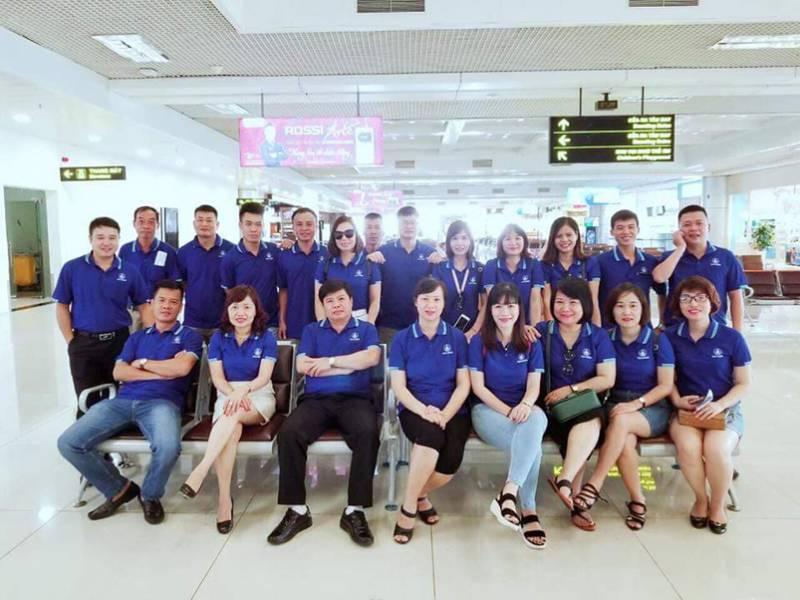 Các mẫu áo đồng phục công ty tại Thái Nguyên được cung cấp bởi xưởng may đồng phục công ty mang đến cảm giác thoải mái, dễ chịu cho nhân viên