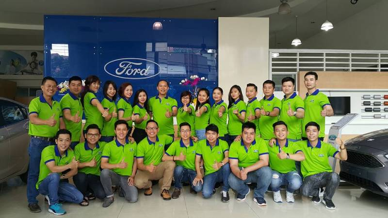 Tiêu chí lựa chọn áo đồng phục công ty tại Thái Nguyên chính xác nhất