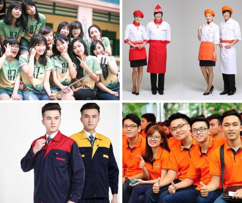 Với đội ngũ thiết kế trẻ trung, hiện đại các mẫu đồng phục công ty tại Việt Style luôn đem đến sự hài lòng cho mọi khách hàng