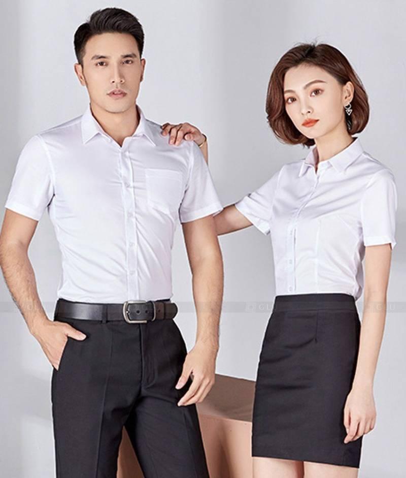 Vanda - Đồng phục công sở đẹp sản xuất trên dây truyền khép kín