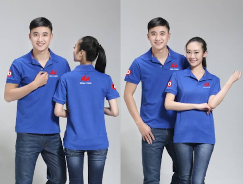 Bên cạnh cung cấp các mẫu đồng phục công ty giá rẻ, đồng phục Huỳnh Gia Minh còn cung cấp các dịch vụ in thêu áo cao cấp