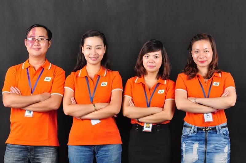 Đồng phục Dona Fashion cung cấp các mẫu áo thun đồng phục công ty đẹp tại Đồng Nai