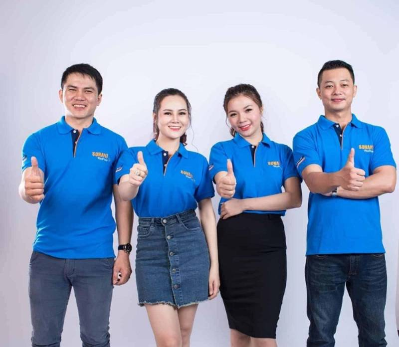 Đồng phục Gia Huỳnh là một trong những địa điểm may đồng phục công ty uy tín, chất lượng