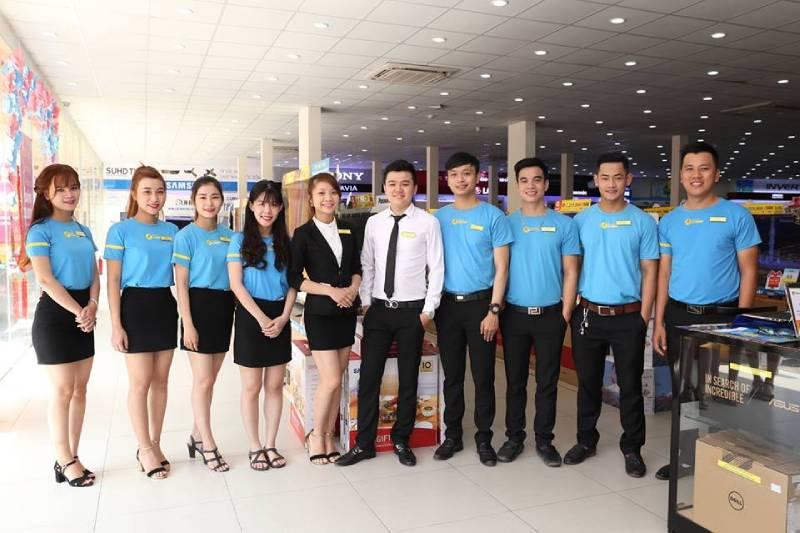 Đồng phục Phú Qúy sở hữu nhiều trang thiết bị hiện đại sẵn sàng đáp ứng nhu cầu lớn của các doanh nghiệp