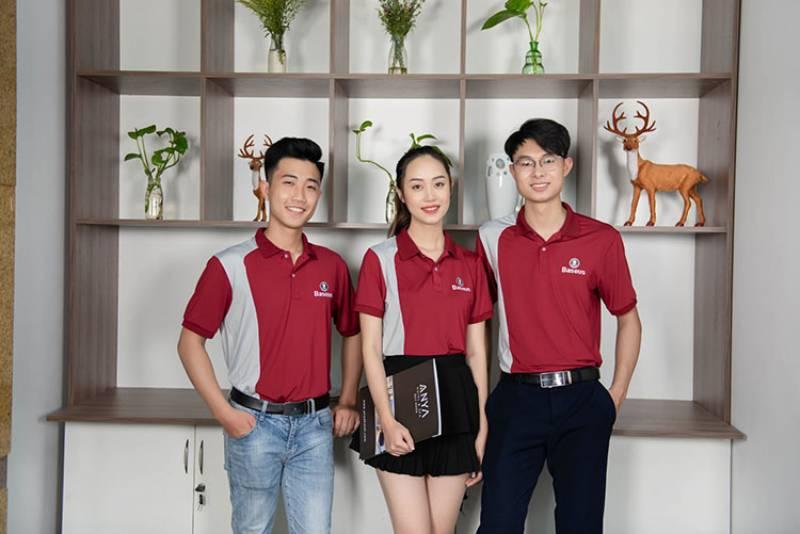 Với ưu thế hệ thống nhà xưởng rộng lớn cùng đội ngũ nhân sự giàu kinh nghiệm, đồng phục Trung Quy sẵn sàng cung cấp lượng lớn đồng phục công ty ra thị trường