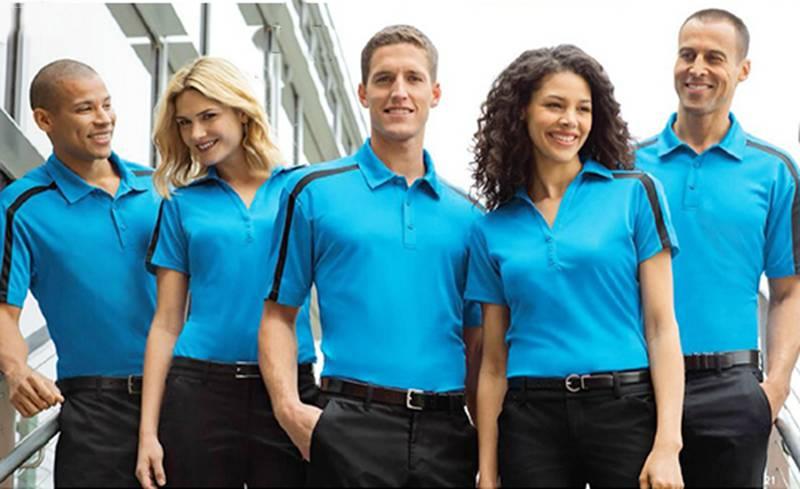 Áo đồng phục doanh nghiệp giúp xây dựng hình ảnh thương hiệu chuyên nghiệp