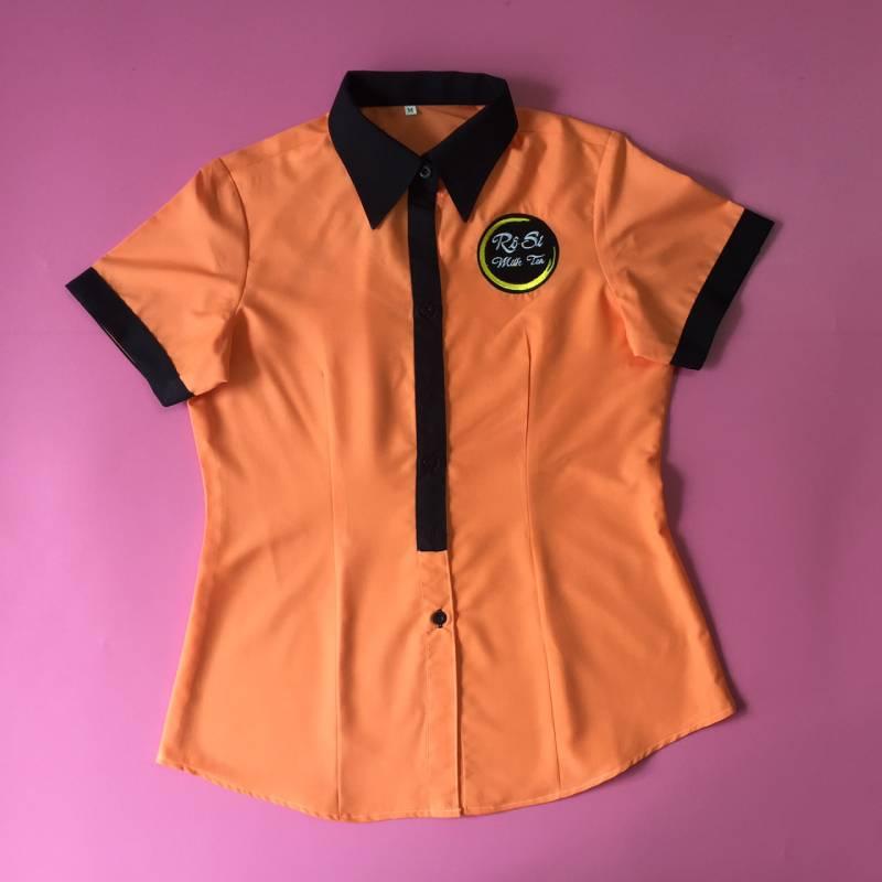 Lựa chọn hình in phù hợp trên áo đồng phục