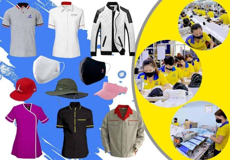 Đồng phục Jibi - may đồng phục công ty ở Hà Tĩnh có thể tham khảo