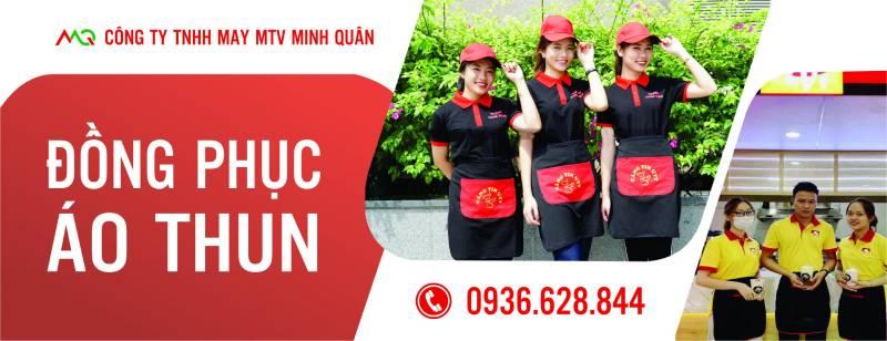 Công ty may Minh Quân - địa chỉ làm đồng phục uy tín cho các doanh nghiệp trên địa bàn tỉnh Thái Bình