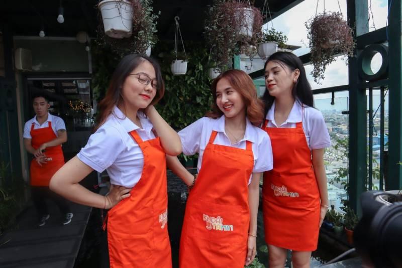 Đồng phục Kim Phước chuyên cung cấp và thiết kế các mẫu áo thun đồng phục công ty giá rẻ, thời trang