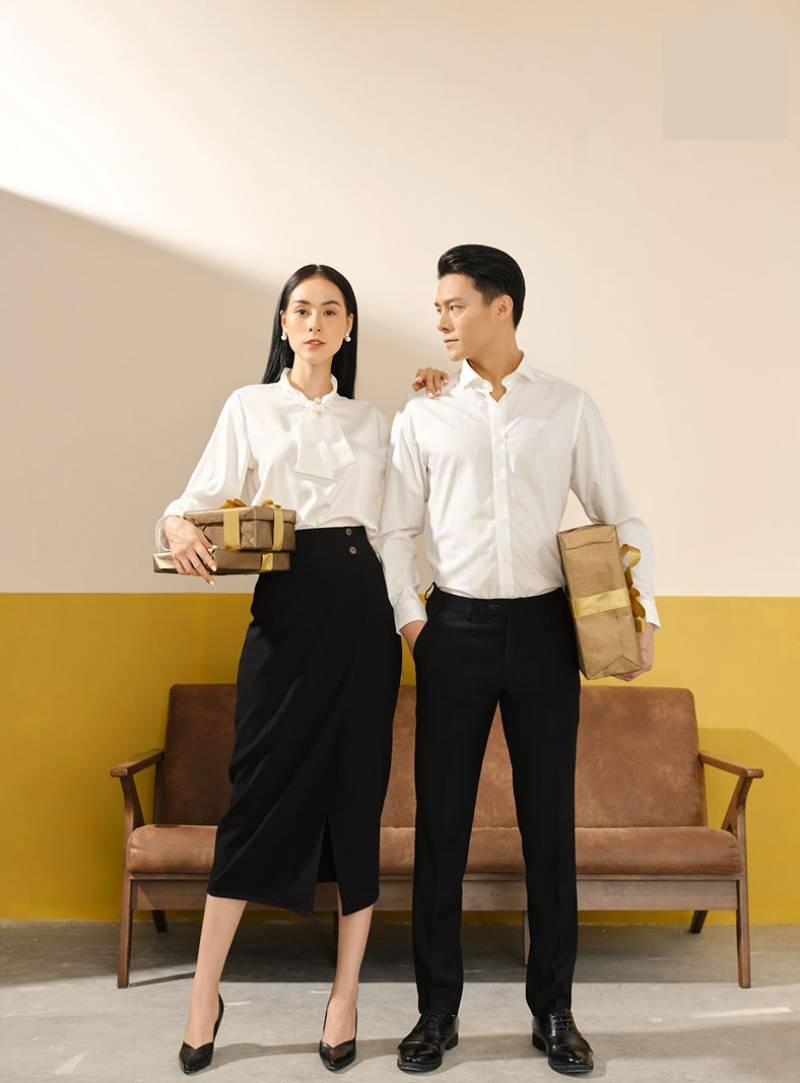 Việt Lê - Công ty may đồng phục công sở đẹp với thiết kế độc đáo, ấn tượng trên thị trường