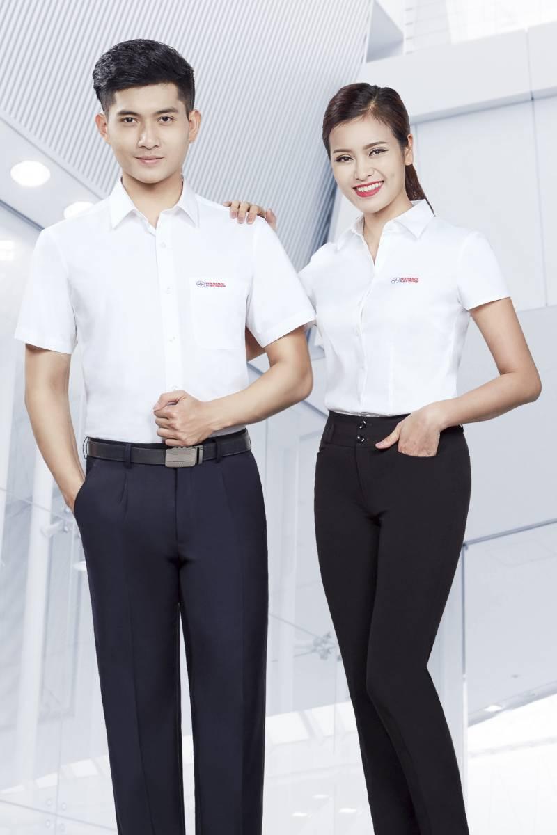 Hải Anh Uniform - Xưởng may đồng phục công sở lớn nhất Việt Nam, dây chuyền sản xuất khép kín đảm bảo chất lượng tốt nhất