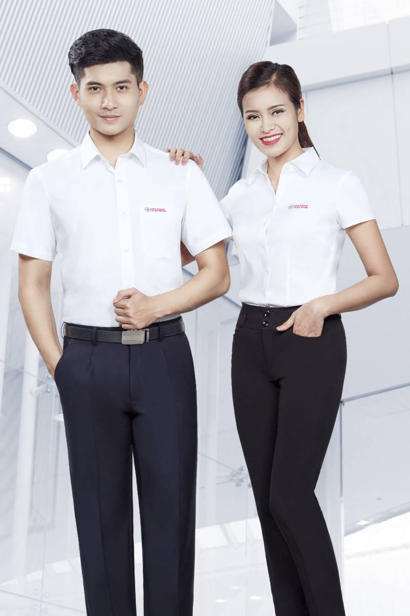 Tuấn Hải Sơn - Cung cấp các mẫu đồng phục công sở từ sơ đến áo vest nam nữ