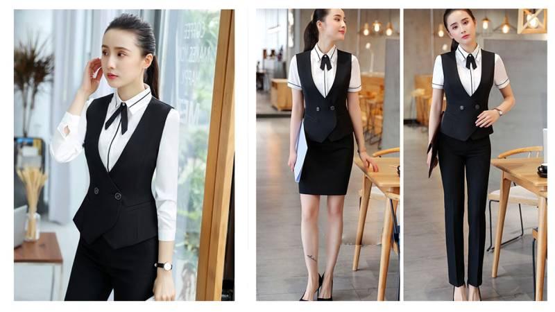 Ong Vàng - Chuyên thiết kế đồng phục công sở theo xu hướng thời trang mới nhất 2020-2021