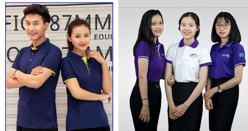 Đơn vị may đồng phục công ty tại Hà Bắc cam kết cung cấp các mẫu đồng phục công ty tốt nhất trên thị trường