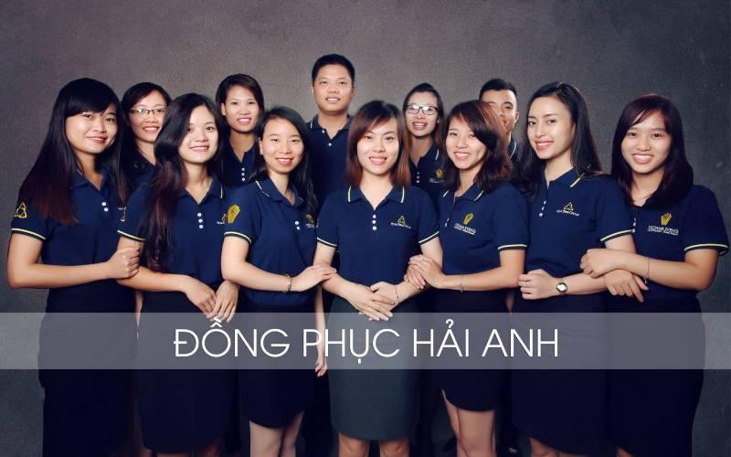 Công ty may đồng phục Hải Anh đem đến những mẫu đồng phục công ty đẹp, chất lượng cao cho doanh nghiệp