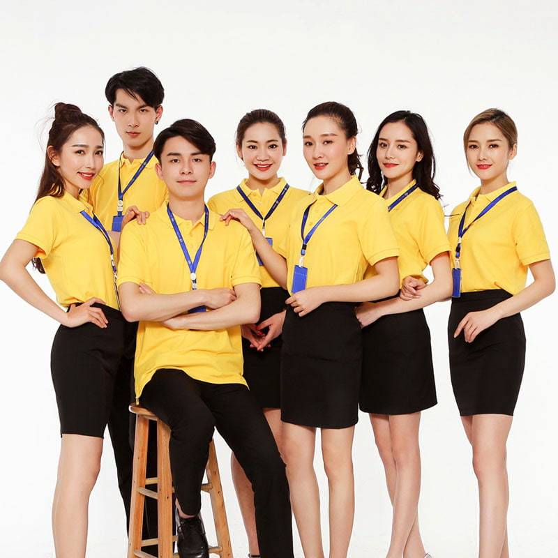 May đồng phục công ty tại Vina Hanhee đảm bảo cung cấp các mẫu đồng phục công ty chất lượng với kiểu dáng đa dạng, thời trang