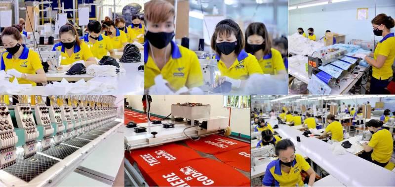 Đồng phục Bichu - công ty may đồng phục tại Bến Tre chất lượng tốt, giá rẻ