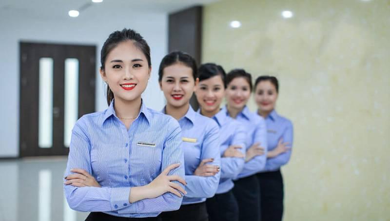 Là một trong những địa chỉ may đồng phục công ty tại Hà Nội không nên bỏ qua với giá thành tương xứng chất lượng sản phẩm