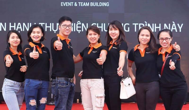 Công ty TNHH CTS - đơn vị may áo thun đồng phục công ty chất lượng trên thị trường