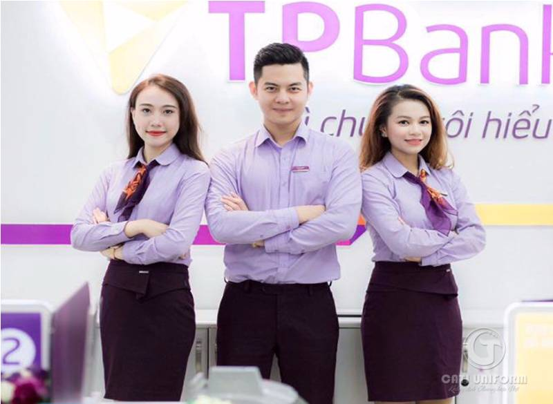 Đồng phục cho nhân viên công ty cần thể hiện đặc trưng và màu sắc của thương hiệu, doanh nghiệp