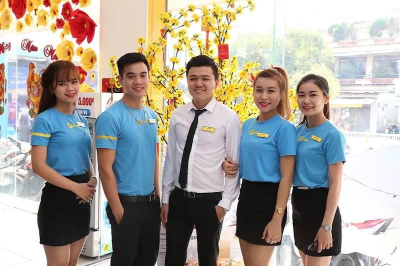Trong nhiều chiến dịch marketing đồng phục là một trong những yếu tố giúp phủ sóng thành công chiến dịch marketing của doanh nghiệp