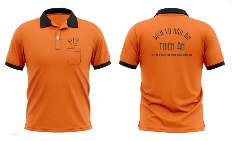 Áo thun đồng phục công sở mang tới sự thoải mái và năng động cho nhân viên