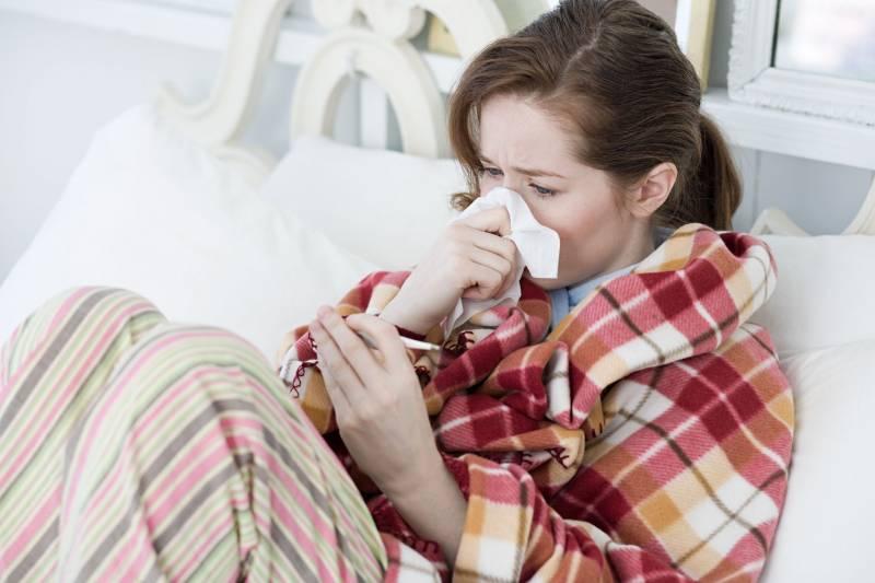 Cảm cúm, chứng bệnh dân văn phòng thường gặp do không gian làm việc