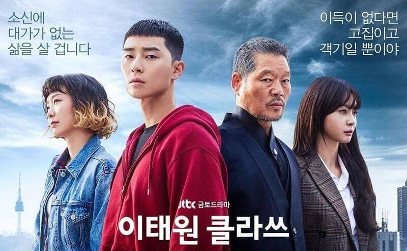 Itaewon Class là bộ phim đình đám nhất năm của xứ sở Kim Chi