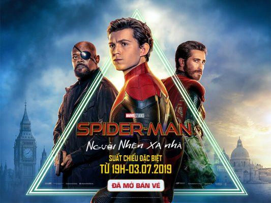Người nhện xa nhà là bộ phim bom tấn của Hollywood không thể bỏ lỡ trên Netflix vào mùa dịch này