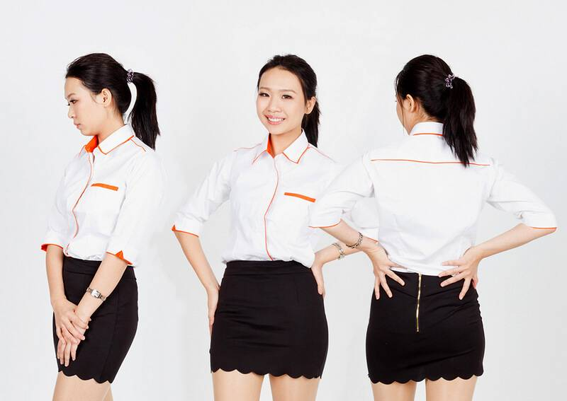 Chất liệu vải là yếu tố quyết định chất lượng và kiểu dáng của bộ đồng phục công sở