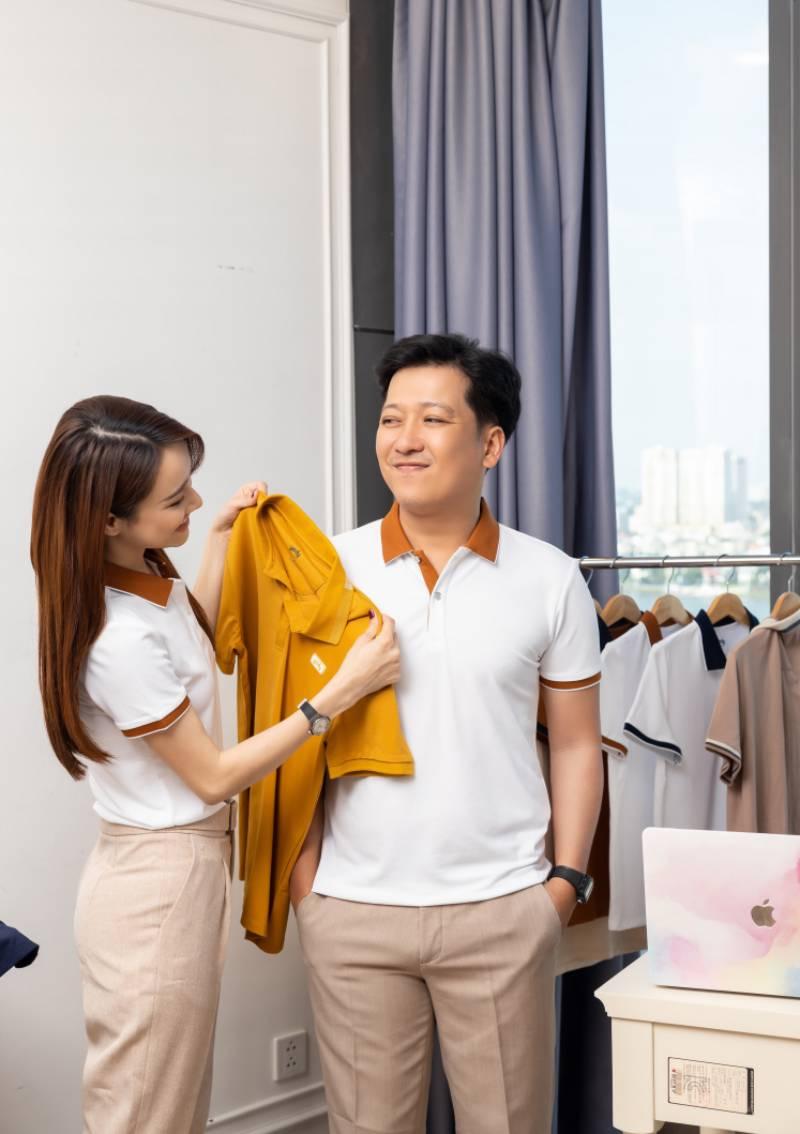 Xưởng may đồng phục Ninh Bình chuyên cung cấp các mẫu áo thun đồng phục công ty, đồng phục nhóm, đồng phục áo đôi chất lượng nhất