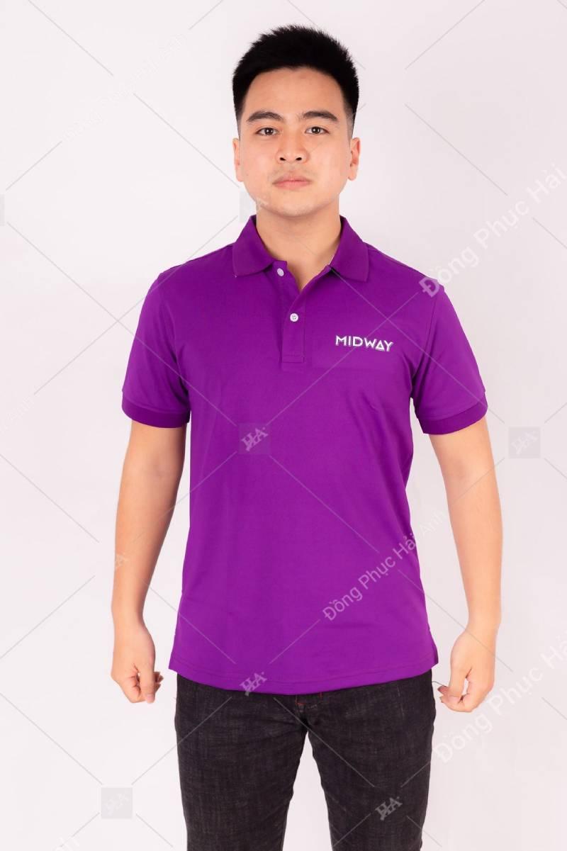 Các mẫu đồng phục công ty tại Hải Anh đều đem lại cảm giác thoải mái, tiện dụng cho người mặc nhờ chất liệu may phù hợp