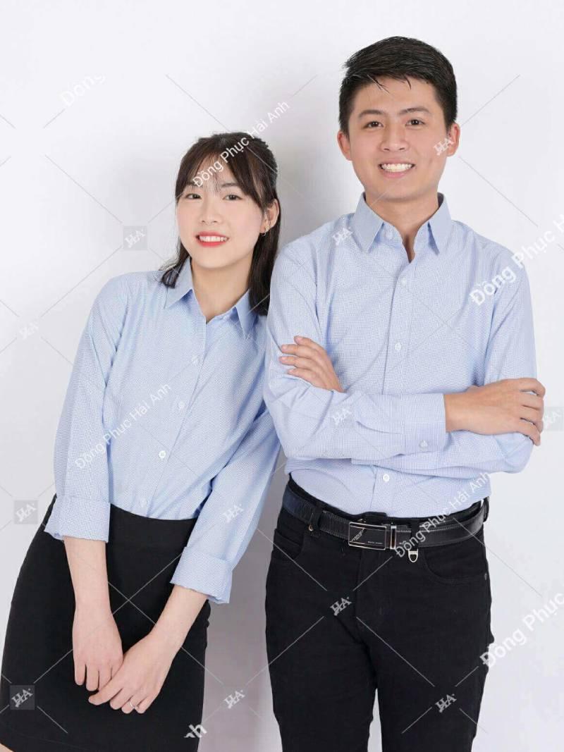 Đồng phục Hải Anh - đơn vị may quần áo đồng phục công sở hàng đầu tại Việt Nam được các doanh nghiệp tin tưởng lựa chọn