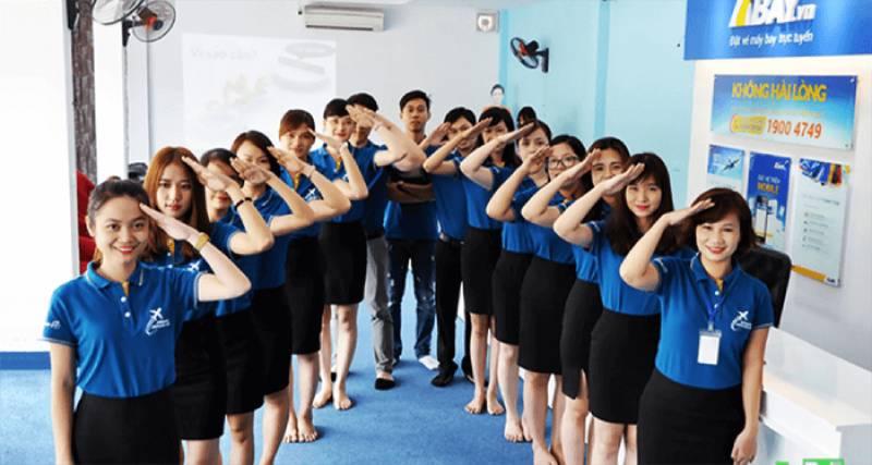 Đồng phục Hoàng Giang - may áo đồng phục công ty ở Vĩnh Phúc đẹp, thời trang