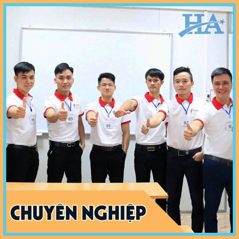 Là đơn vị may áo đồng phục công ty uy tín tại Lạng Sơn - đồng phục Hải Anh cam kết đảm bảo chất lượng cho từng mẫu đồng phục công ty