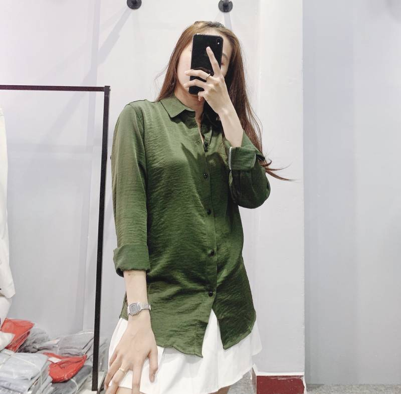 Santa Clara - Chuyên sản xuất áo sơ mi, áo vest đồng phục công sở đẹp cho các doanh nghiệp, công ty tại Nam Định