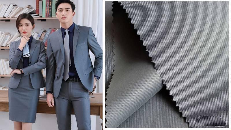 Chọn chất liệu vải phù hợp với mẫu đồng phục công sở và môi trường làm việc