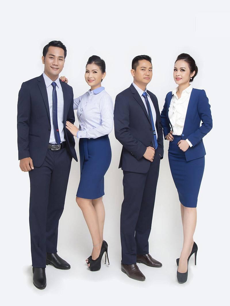 Xưởng may áo vest, áo sơ mi quần âu cho công sở đẹp tại Hải Dương