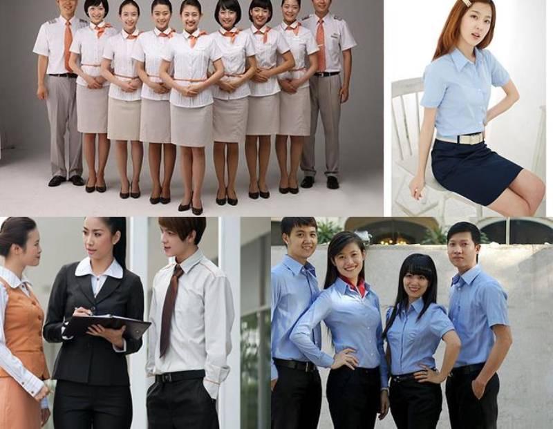 Hải Anh Uniform công ty may đồng phục công sở thời trang, chất lượng và giá thành tốt nhất tại tỉnh Đồng Tháp