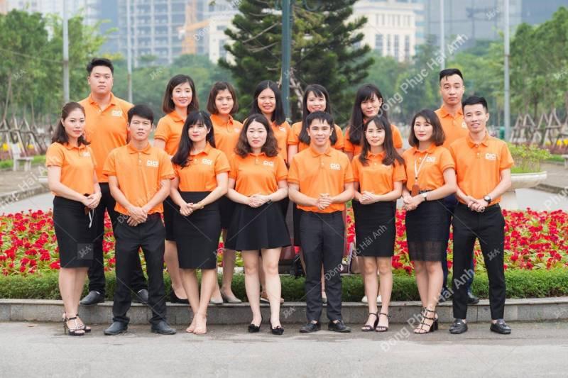 Kiểu dáng đồng phục công ty là yếu tố quan trọng quyết định hình ảnh của công ty