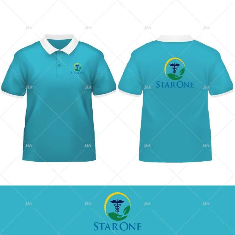 Đặt may áo đồng phục công ty tại đồng phục Hải Anh được thực hiện đơn giản, dễ dàng