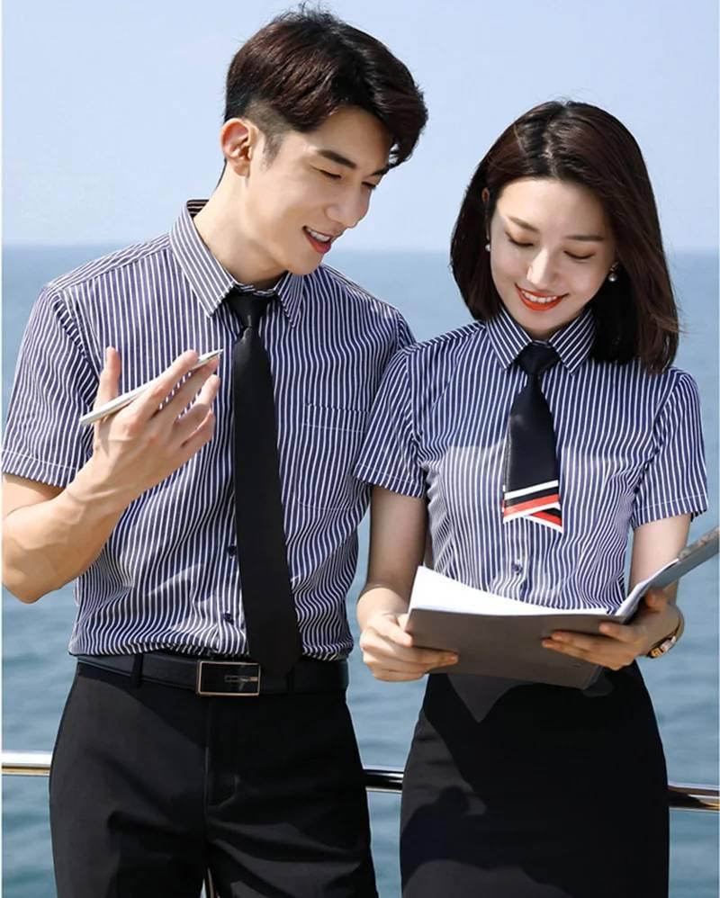 Quy định nhân viên mặc đồng phục công sở giúp tiết kiệm thời gian và tiền bạc