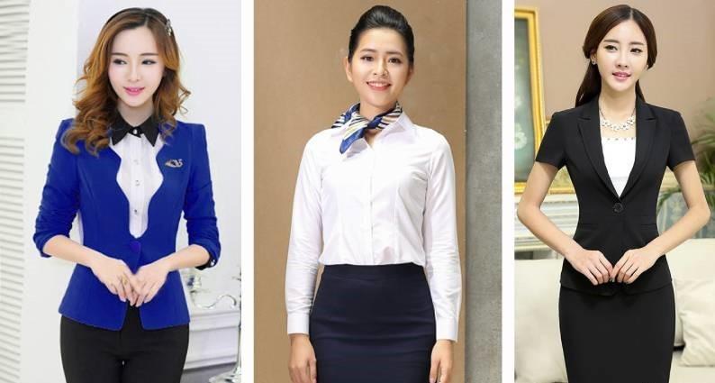 Đồng phục Hà Thành may đo, thiết kế áo đồng phục công sở đẹp, giá rẻ trên thị trường