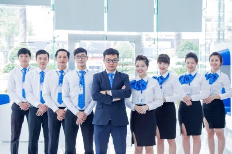 Đồng phục Phú Quý cung cấp các mẫu đồng phục công sở thời trang nhất cho doanh nghiệp