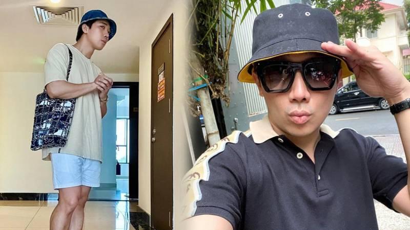 Phong quần áo nam hè được cả các sao Việt đón nhận