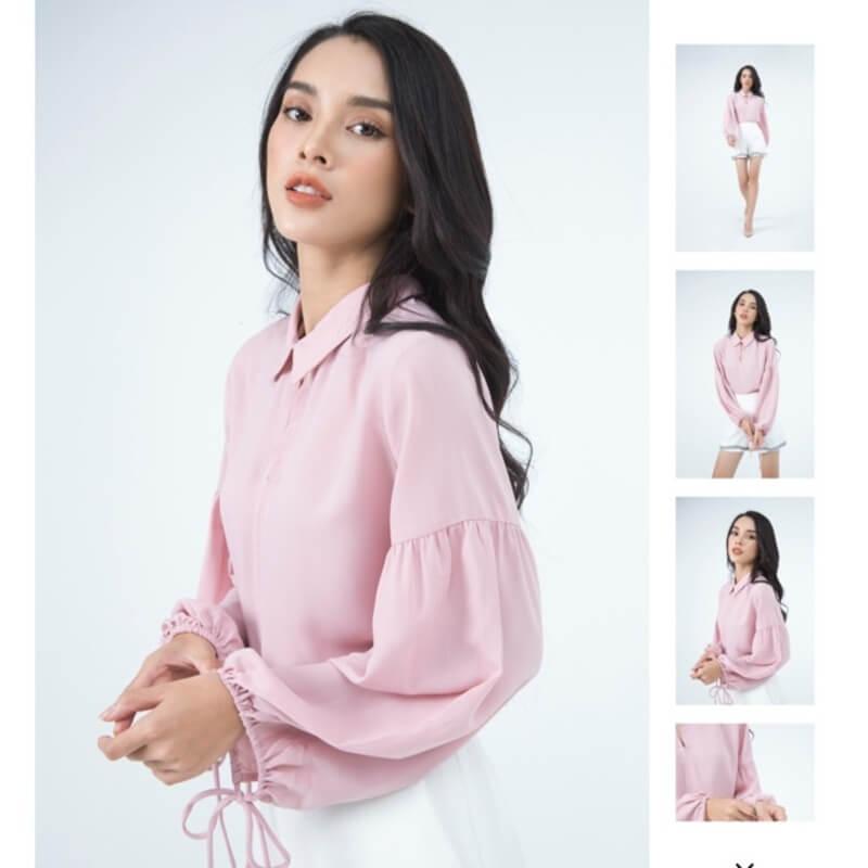 Ivy moda là shop thời trang nữ nổi tiếng với nhiều mẫu thiết kế tinh tế