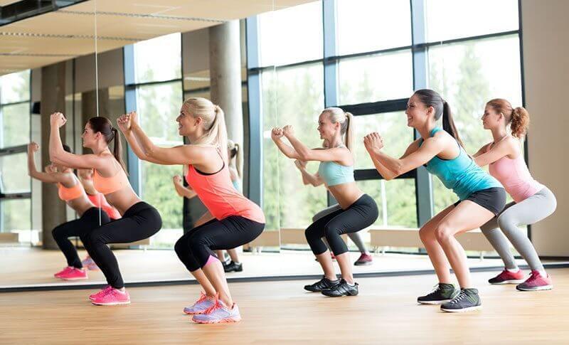 Tập aerobic vừa nâng cao sức khỏe lại vừa là cách giảm mỡ bụng hiệu quả tại nhà